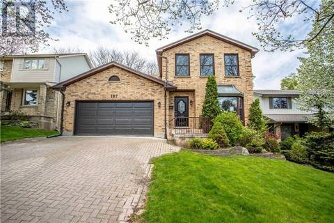 House for sale at 107 Chalet Cres London Ontario - MLS: 191385
