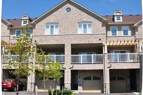 Townhouse for sale at 107 Chokecherry Cres Markham Ontario - MLS: N4703934