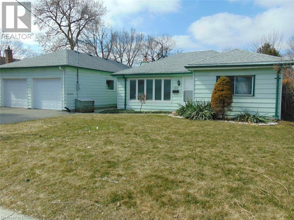 House for sale at 107 Clemens St London Ontario - MLS: 251717