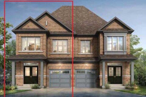 Townhouse for sale at 107 Cobriza Cres Brampton Ontario - MLS: W5086081
