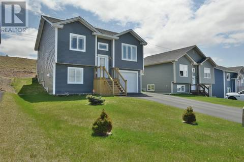 House for sale at 107 Cole Thomas Dr Conception Bay South Newfoundland - MLS: 1197122