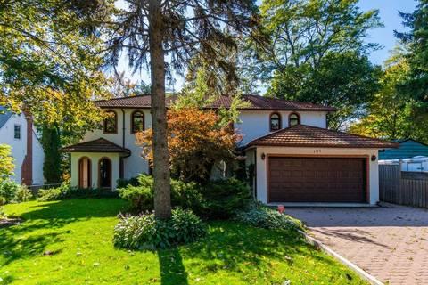 House for sale at 107 Colonel Danforth Tr Toronto Ontario - MLS: E4600088