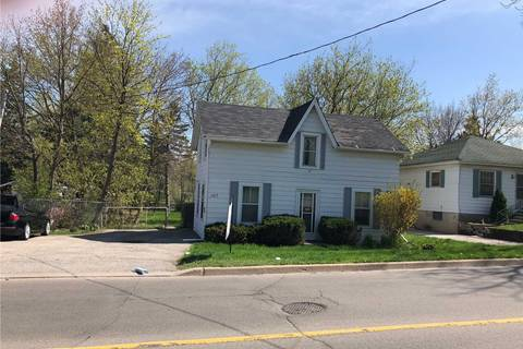 House for sale at 107 Commercial St Milton Ontario - MLS: W4404776