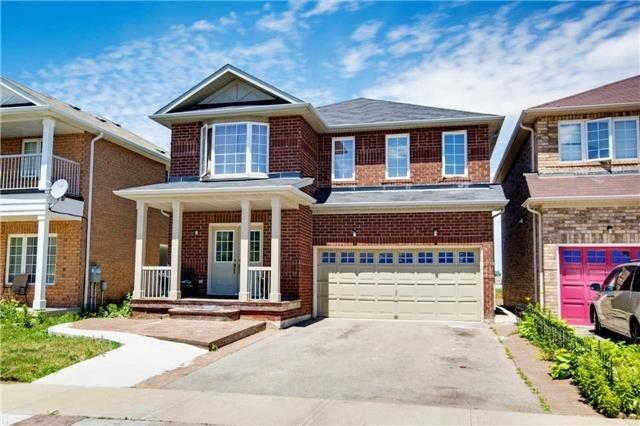 House for sale at 107 Degrassi Cove Circle Brampton Ontario - MLS: W4263641