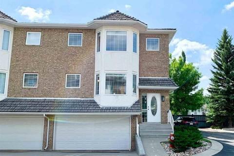 Townhouse for sale at 107 Eagle Ridge Pl Nw Edmonton Alberta - MLS: E4152158