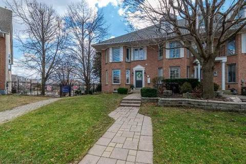 Townhouse for sale at 107 Edgewater Dr Hamilton Ontario - MLS: X4712246