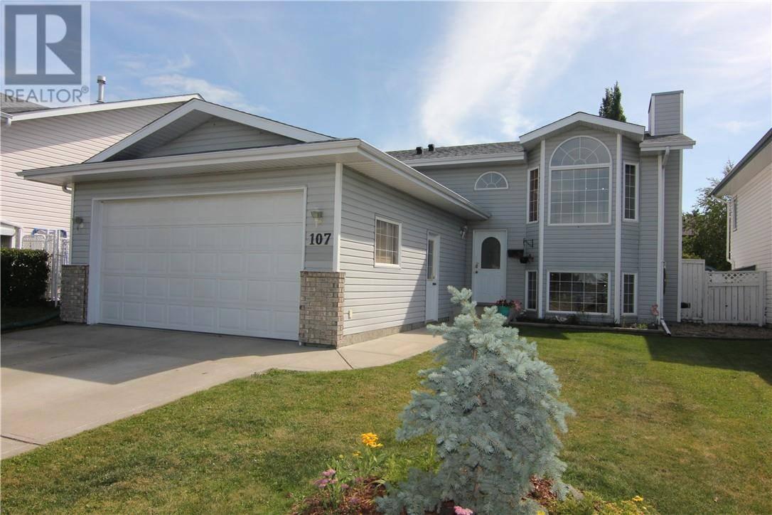 House for sale at 107 Ellenwood Dr Red Deer Alberta - MLS: ca0177322