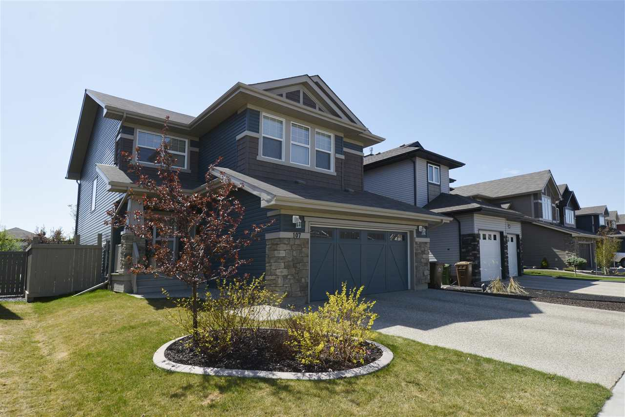 For Sale: 107 Ellington Crescent, St Albert, AB | 5 Bed, 3 Bath House for $589,900. See 30 photos!