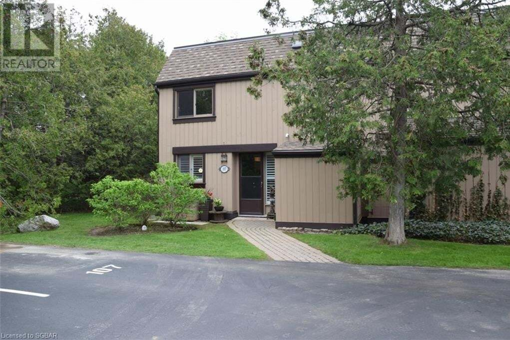 Townhouse for sale at 107 Escarpment Cres Collingwood Ontario - MLS: 262854