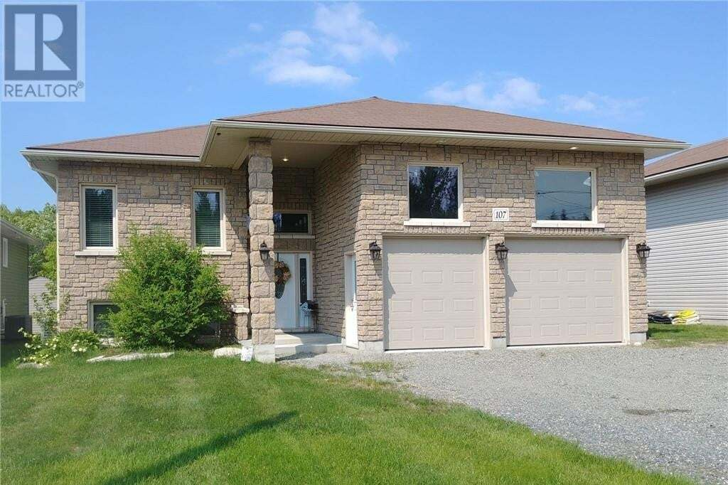 House for sale at 107 Garson Coniston Rd Greater Sudbury Ontario - MLS: 2085767