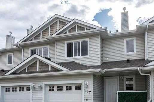 Townhouse for sale at 107 Graywood Me Stony Plain Alberta - MLS: E4202067