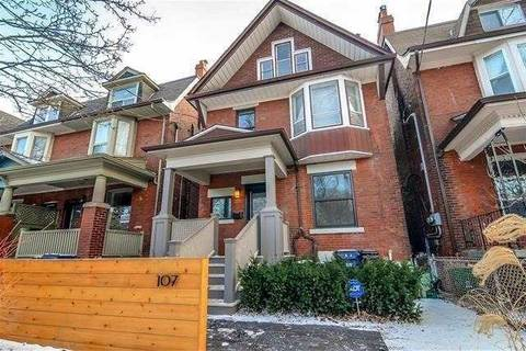 House for rent at 107 Grenadier Rd Toronto Ontario - MLS: W4455482