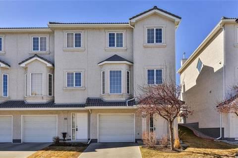 Townhouse for sale at 107 Hampstead Green Northwest Calgary Alberta - MLS: C4241729