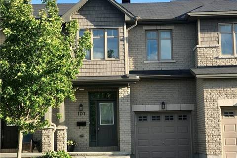 Townhouse for sale at 107 Hawkeswood St Ottawa Ontario - MLS: 1151514