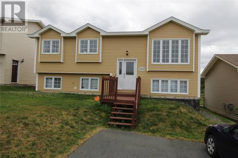 House for sale at 107 Hibbs Rd Conception Bay South Newfoundland - MLS: 1198596