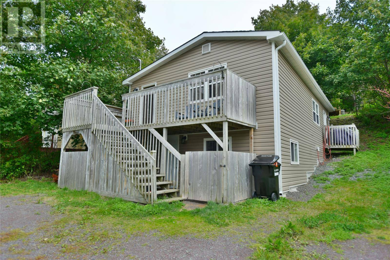 House for sale at 107 Hillview Dr West St. John's Newfoundland - MLS: 1212207