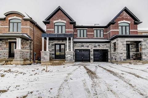 Townhouse for sale at 107 Iceland Poppy Tr Brampton Ontario - MLS: W4699447