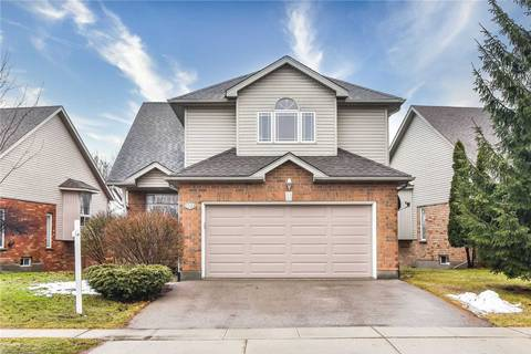 House for sale at 107 Kerwood Cres Cambridge Ontario - MLS: X4735397