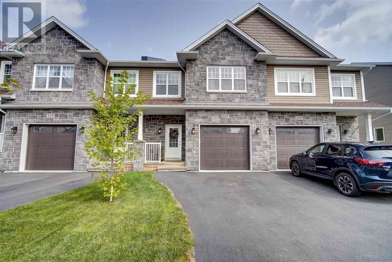 Townhouse for sale at 107 Larkview Te Bedford West Nova Scotia - MLS: 202019082