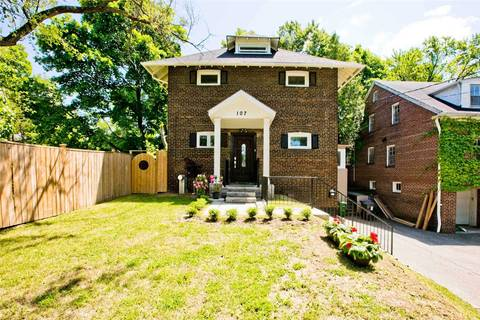 House for sale at 107 Lawrence Cres Toronto Ontario - MLS: C4495742