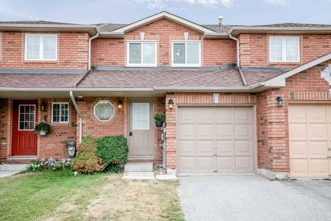 Townhouse for sale at 107 Lee Cres Barrie Ontario - MLS: S4541100
