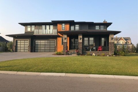 House for sale at 107 Leighton Ln Rural Rocky View County Alberta - MLS: A1029238