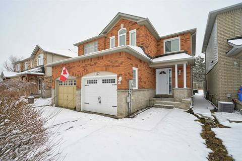 Townhouse for sale at 107 Leslie Ave Barrie Ontario - MLS: S4729806