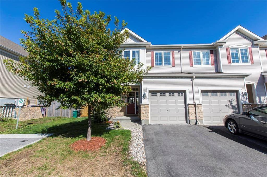 Townhouse for sale at 107 Lochnaw Pt Ottawa Ontario - MLS: 1169371