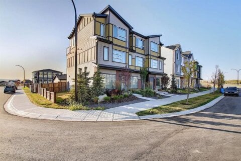 Townhouse for sale at 107 Lucas Blvd NW Calgary Alberta - MLS: A1035595