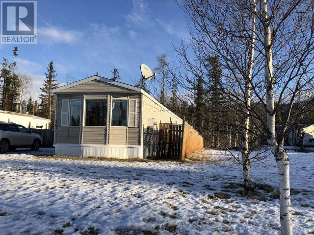 House for sale at 107 Meikle Ave Tumbler Ridge British Columbia - MLS: 182234