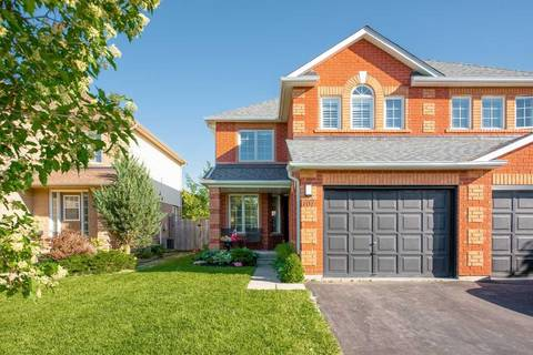 Townhouse for sale at 107 Mowat Cres Halton Hills Ontario - MLS: W4490652