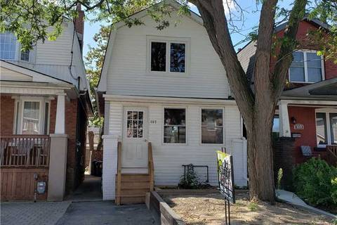 House for sale at 107 Northland Ave Toronto Ontario - MLS: W4542780