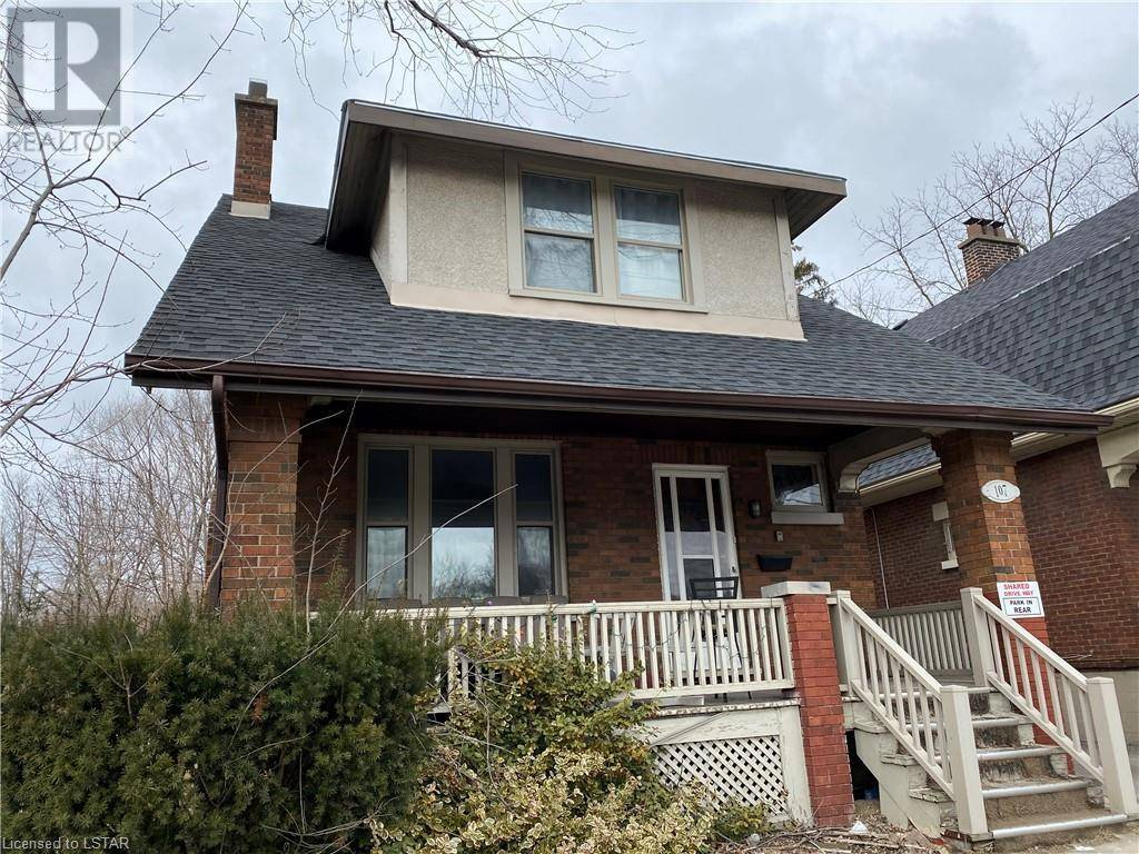 House for sale at 107 Oxford St West London Ontario - MLS: 251031