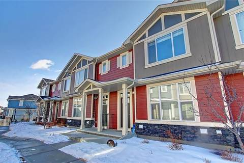 Townhouse for sale at 107 Panatella Walk/walkway Northwest Calgary Alberta - MLS: C4288385