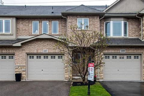 House for sale at 107 Periwinkle Dr Stoney Creek Ontario - MLS: H4053161