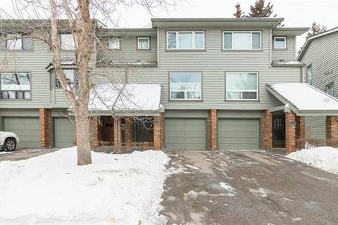 Townhouse for sale at 107 Point Dr Northwest Calgary Alberta - MLS: C4232157