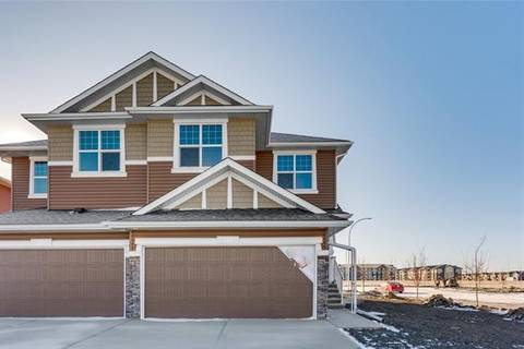Townhouse for sale at 107 Red Embers Common Northeast Calgary Alberta - MLS: C4279267