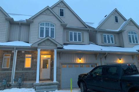 Townhouse for rent at 107 Rosie St Blue Mountains Ontario - MLS: X4691007