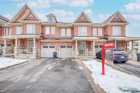 Townhouse for sale at 107 Royal Vista Rd Brampton Ontario - MLS: W5084970