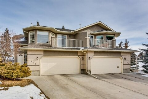 Townhouse for sale at 107 Silver Creek Me NW Calgary Alberta - MLS: C4303629