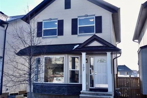 House for sale at 107 Silverado Plains Circ Southwest Calgary Alberta - MLS: C4284911