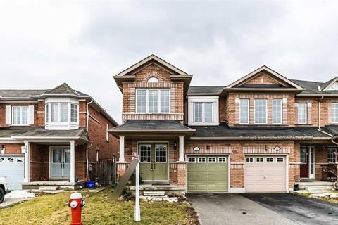 Townhouse for sale at 107 Spicebush Terr Brampton Ontario - MLS: W4725094