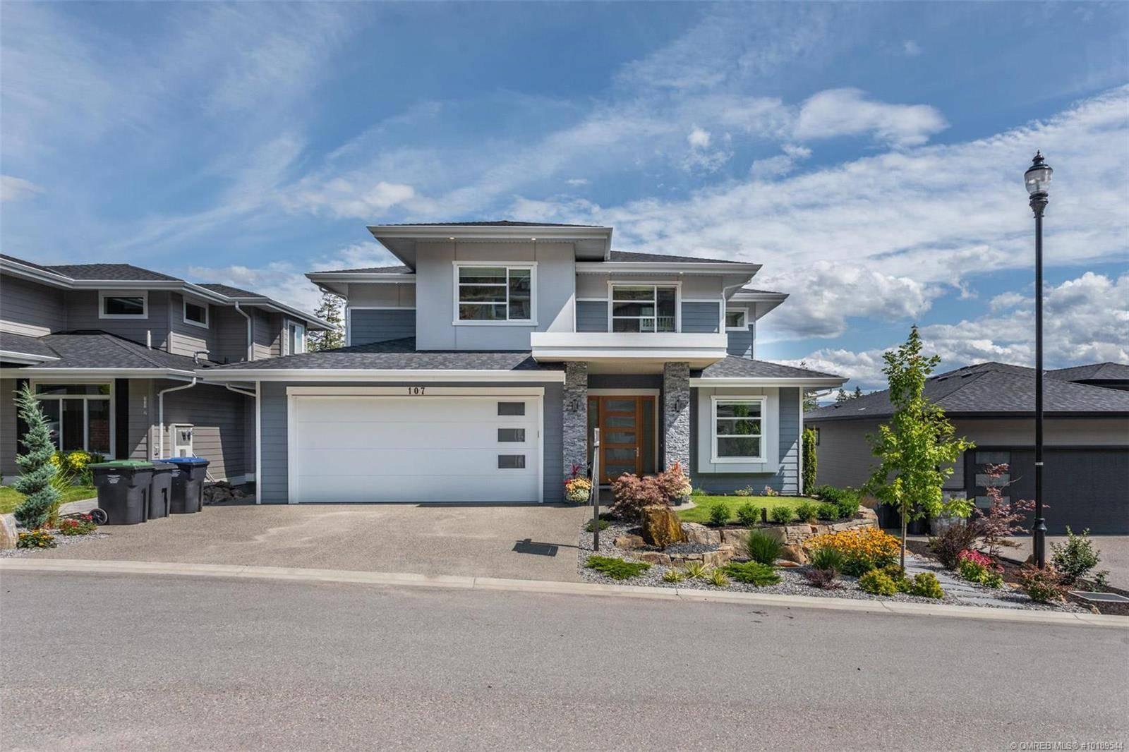 House for sale at 107 Split Pine Ct Kelowna British Columbia - MLS: 10189544