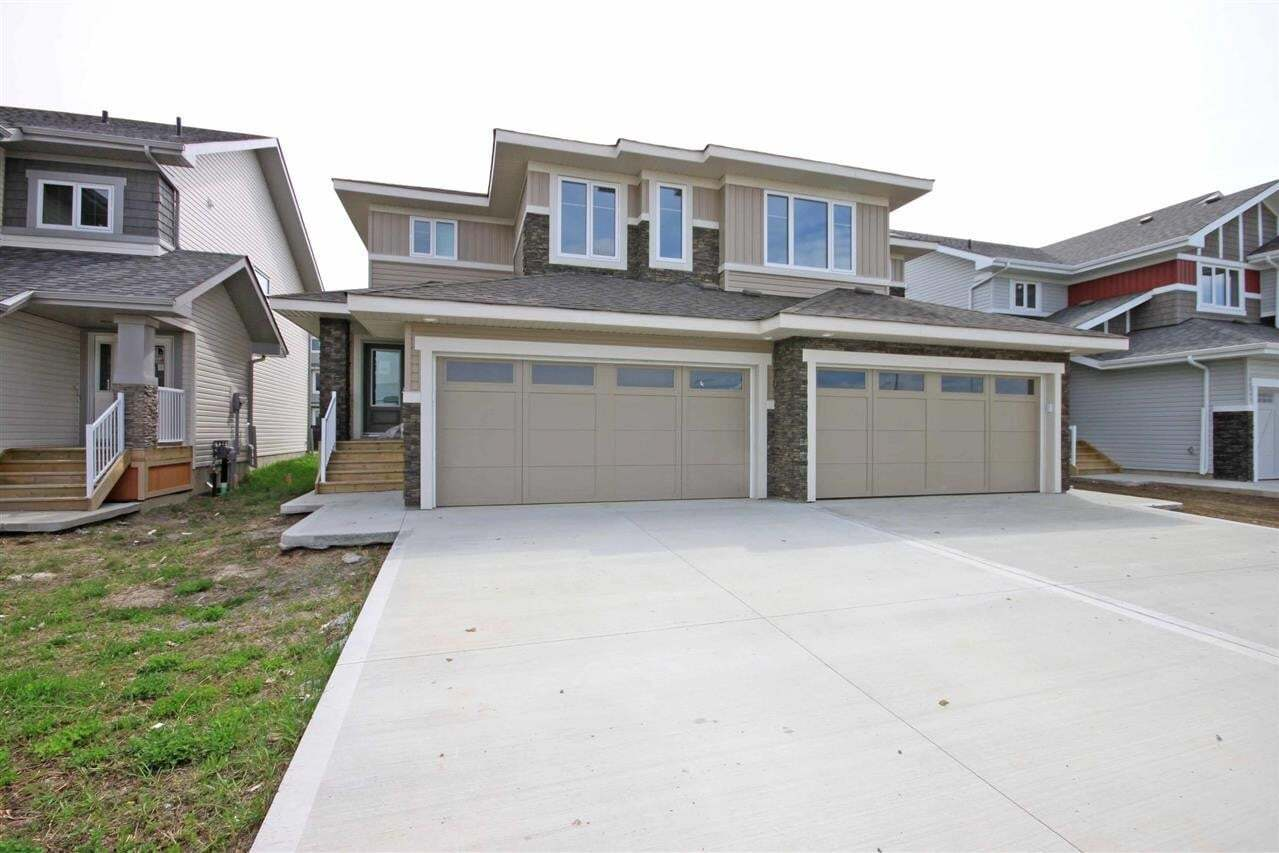 Townhouse for sale at 107 Spruce Gardens Cr Spruce Grove Alberta - MLS: E4197990