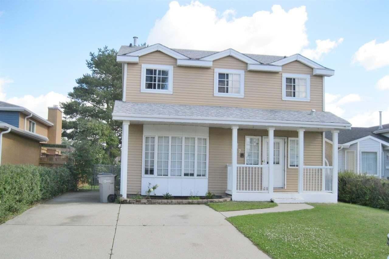 House for sale at 107 St. Andrews Dr Stony Plain Alberta - MLS: E4212985