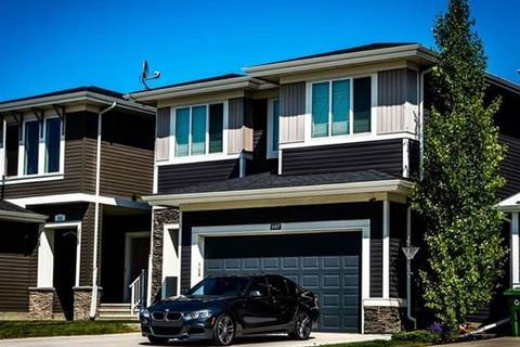 House for sale at 107 Sunset Pk Cochrane Alberta - MLS: C4274825