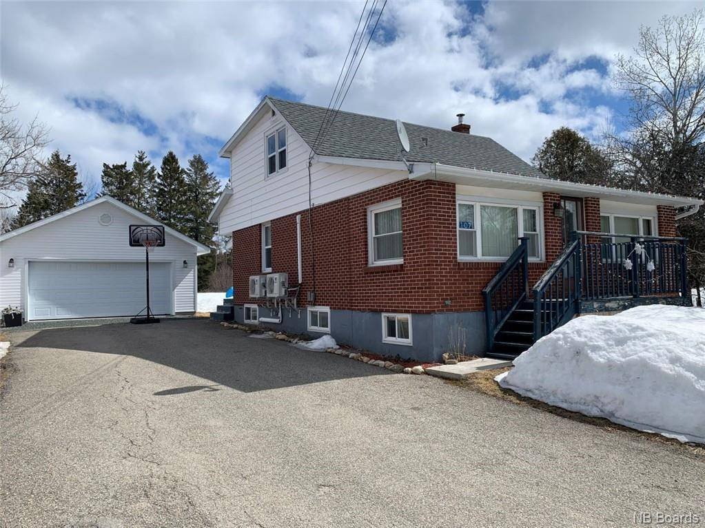 House for sale at 107 Sutton Rd Miramichi New Brunswick - MLS: NB039302