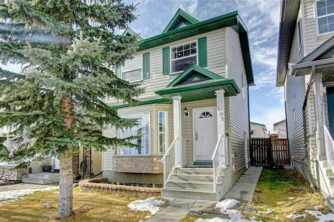 House for sale at 107 Taravista St Northeast Calgary Alberta - MLS: C4277844