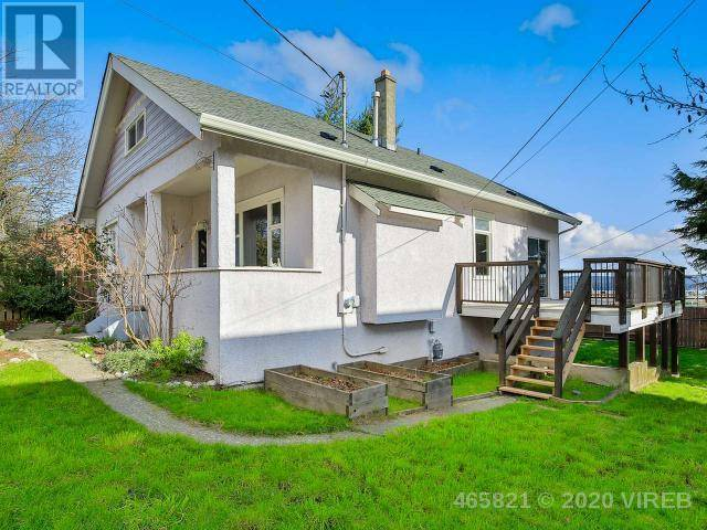 House for sale at 107 Victoria Rd Nanaimo British Columbia - MLS: 465821