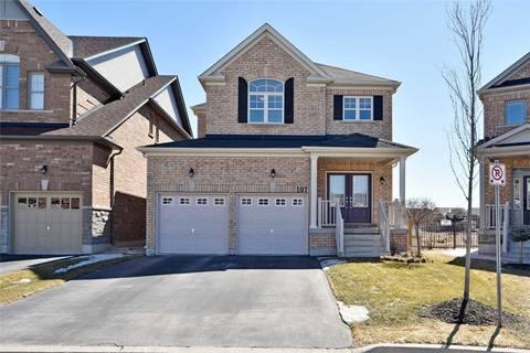 House for sale at 107 Webb St Bradford West Gwillimbury Ontario - MLS: N4422113